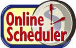 image: online scheduler logo