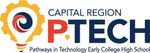 image Capital Region P-TECH logo