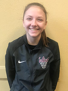 picture student athlete of the month for December 2019
