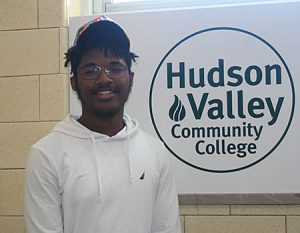 picture of student selected to participate in IBM summer internship